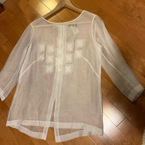 Nic and Zoe blouse